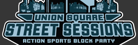 Union Square Street Sessions Identity
