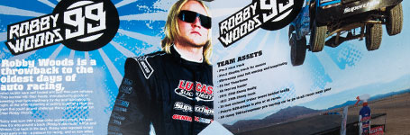 Robby Woods Media Kit