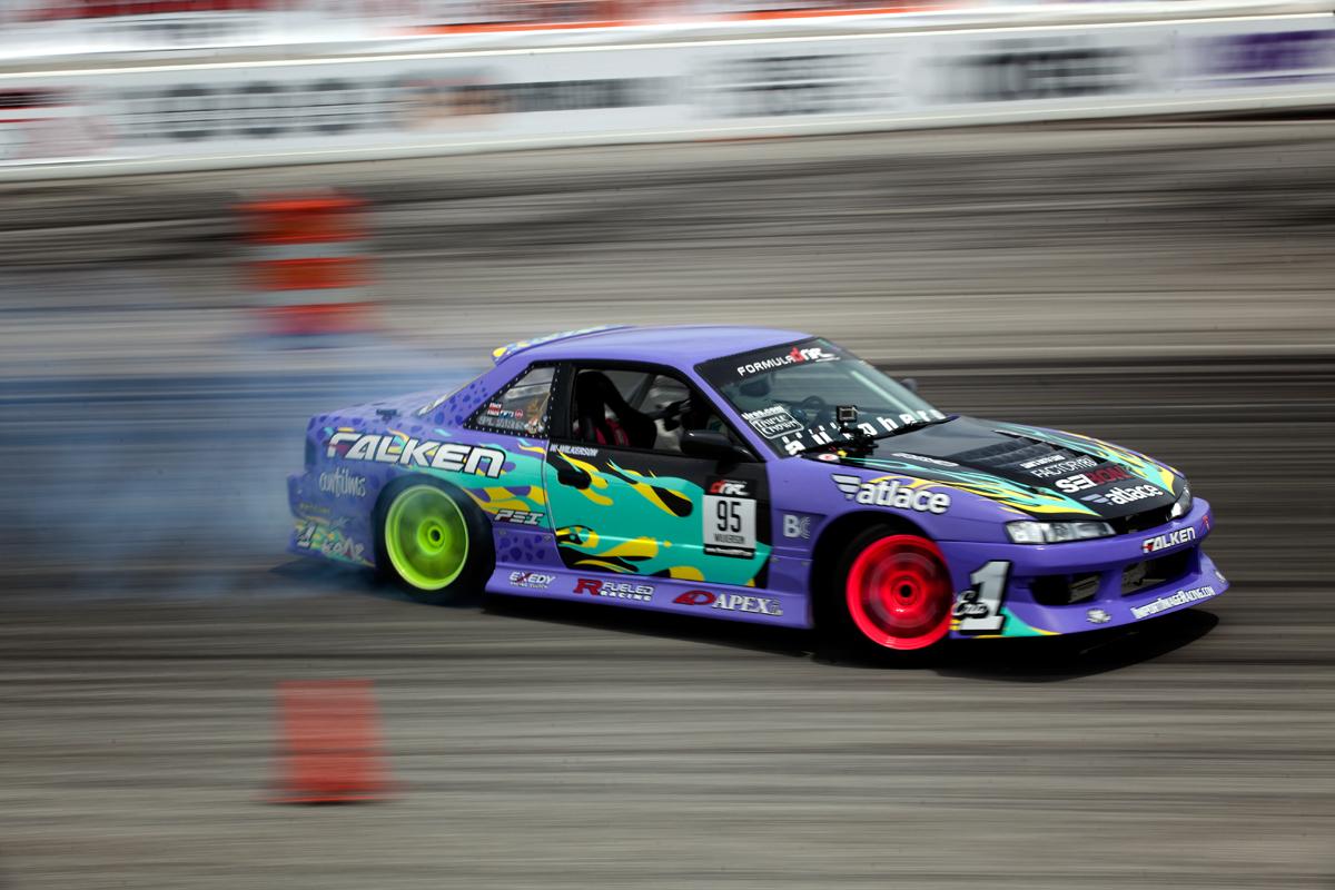 2012 Formula Drift Pro Championship Series Heats Up! | MadMedia