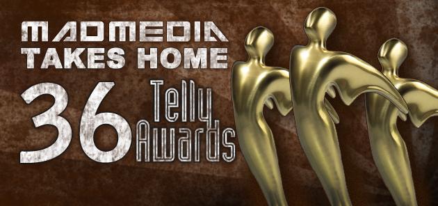Mad Media Telly Awards