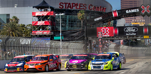 X-Games Rally Cross