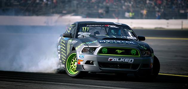Vaughn Gittin Jr. at Formula Drift