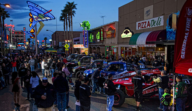 2011 Mint 400 Contingency