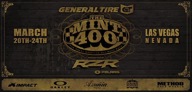 2013 Mint 400