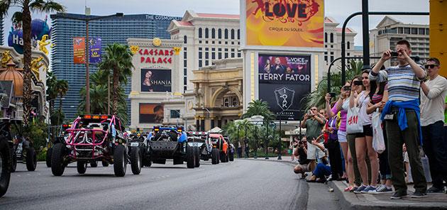 2013 Mint 400 Parade