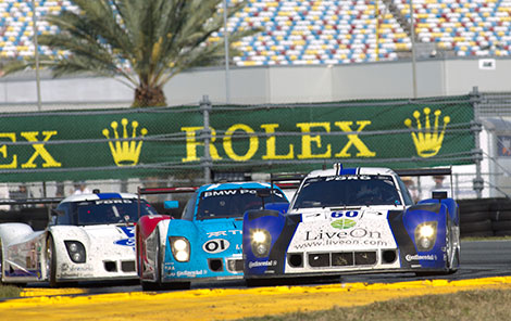 Mad Media Rolex 24 at Daytona