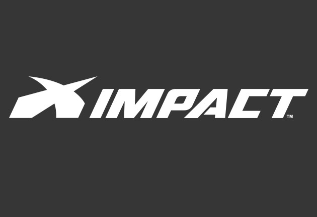 Impact Logo Design Mad Media