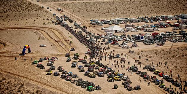 2013 Mint 400 Race