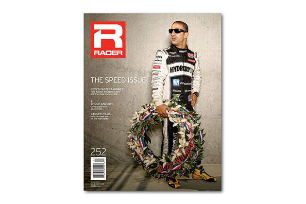 Mad Media in Racer Magazine