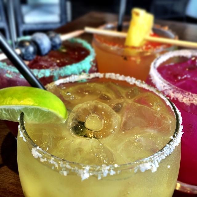Azuñia Tequila Margaritas