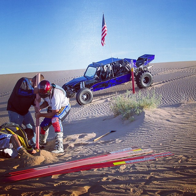 Glamis Dunes Land Take Over