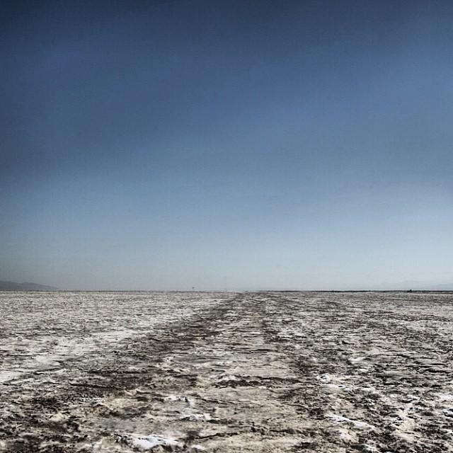 Laguna Salada Dry Lake Bed
