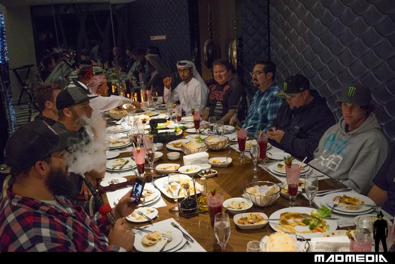 Mad Media Dinner in Dubai