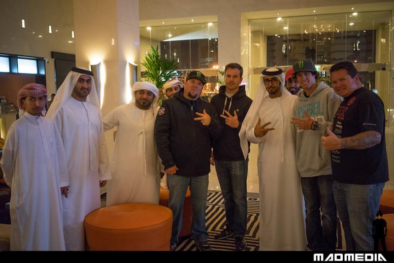 Mad Media Dubai Airport