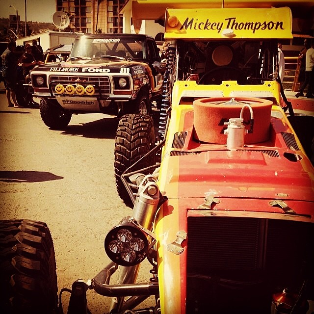 Mickey Thompson NORRA Mexican 1000