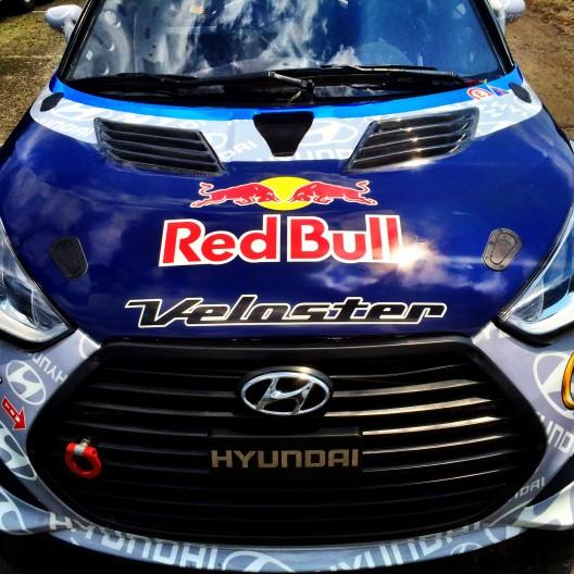 Rhys Millen Rally Car