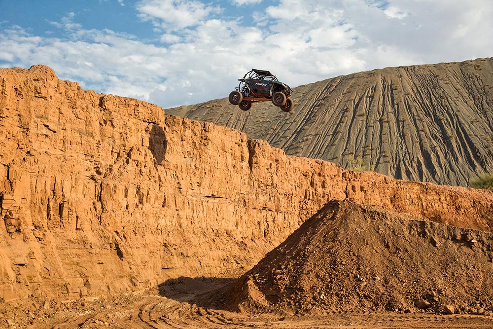 RJ Anderson's XP1K Step Down Crash