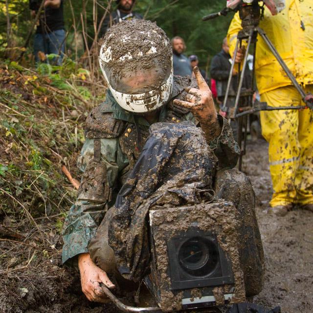 Muddy Camera