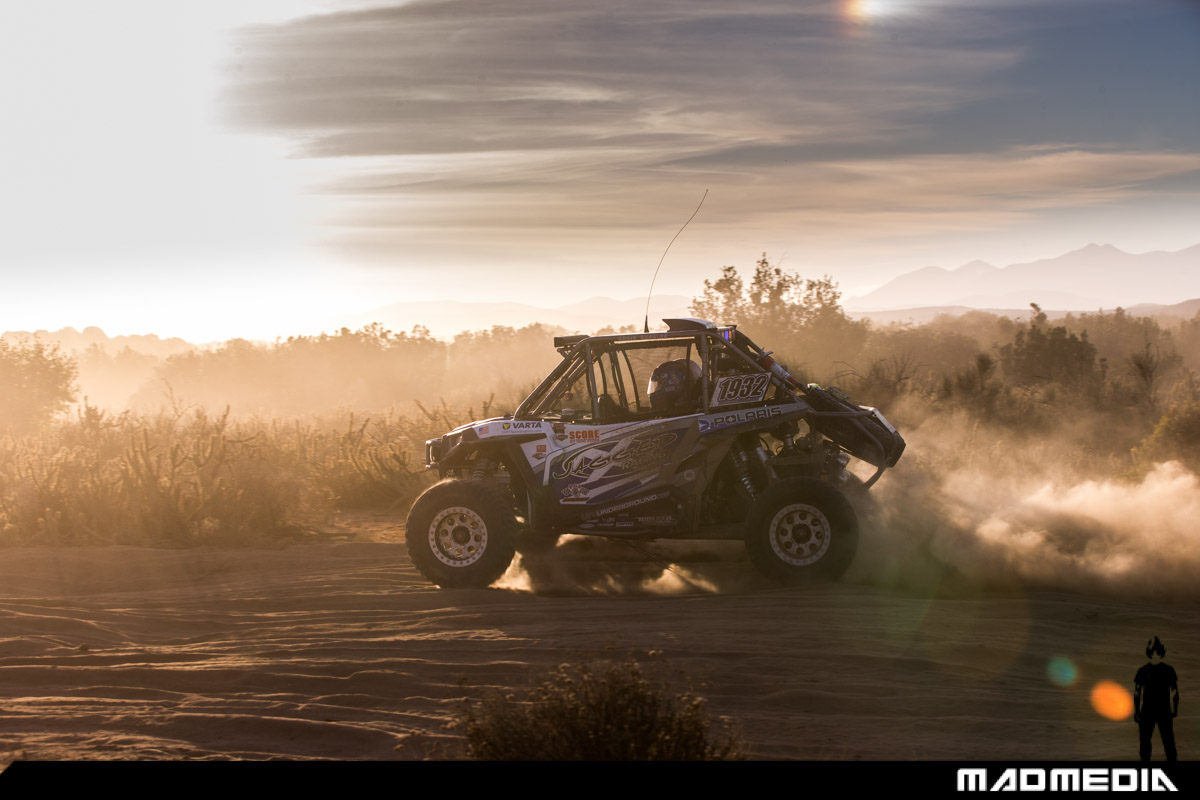 Chasing the 2014 Baja 1000 for Polaris RZR | MadMedia