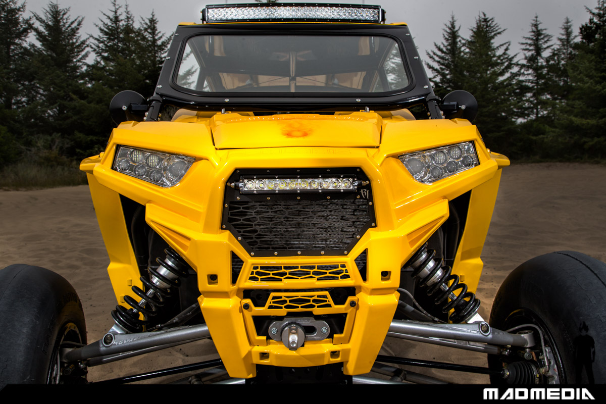 Subaru Crosstrek Off Road >> Guy Fieri's 2014 Polaris RZR XP 4 1000 Breakdown | MadMedia