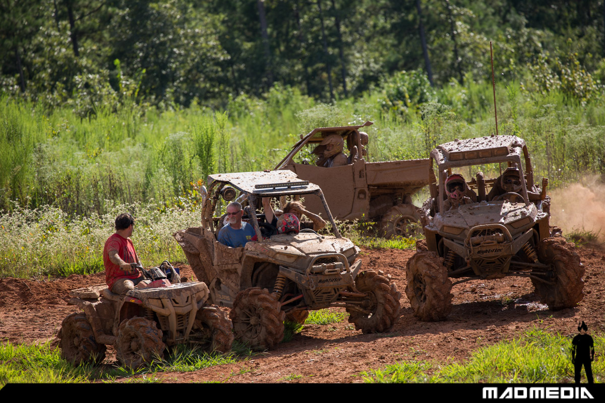 Highlifter Mudding in Louisiana