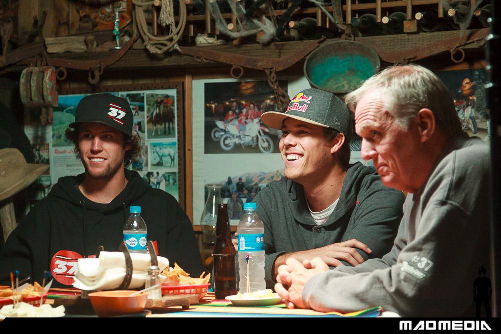 RJ Anderson, Bryce Menzies, Randy Anderson | Acambaro, Uruapan