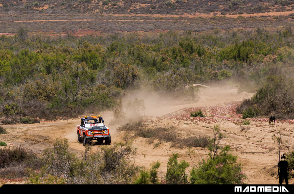 Rod Hall | 2015 NORRA Mexican 1000