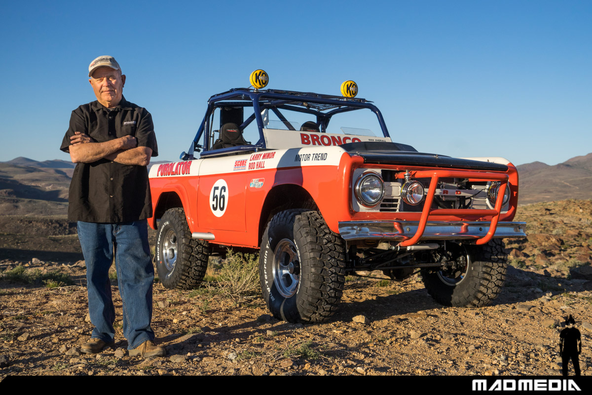 Rod Hall | 1969 Bill Stroppe Ford Bronco