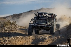 Honda Off-Road Baja 1000 Test