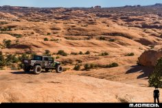 Moab, Utah | Casey Currie Jeep Truck