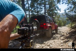 Off road photography.