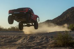 Apdali Lopez Trophy Truck Test