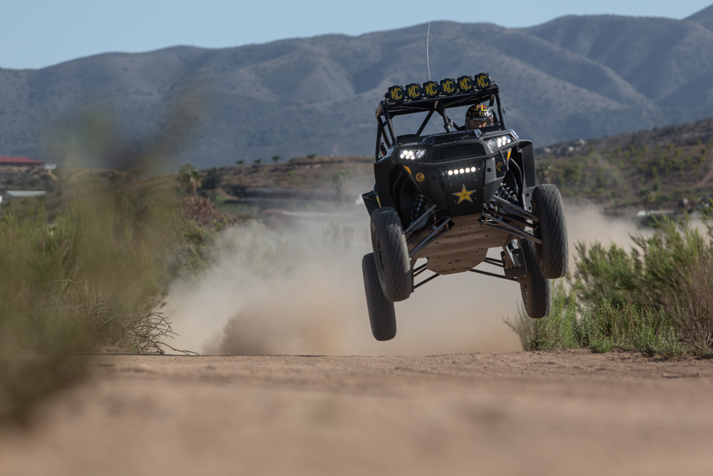 Rob MacCachren's Polaris RZR XP Turbo | MadMedia