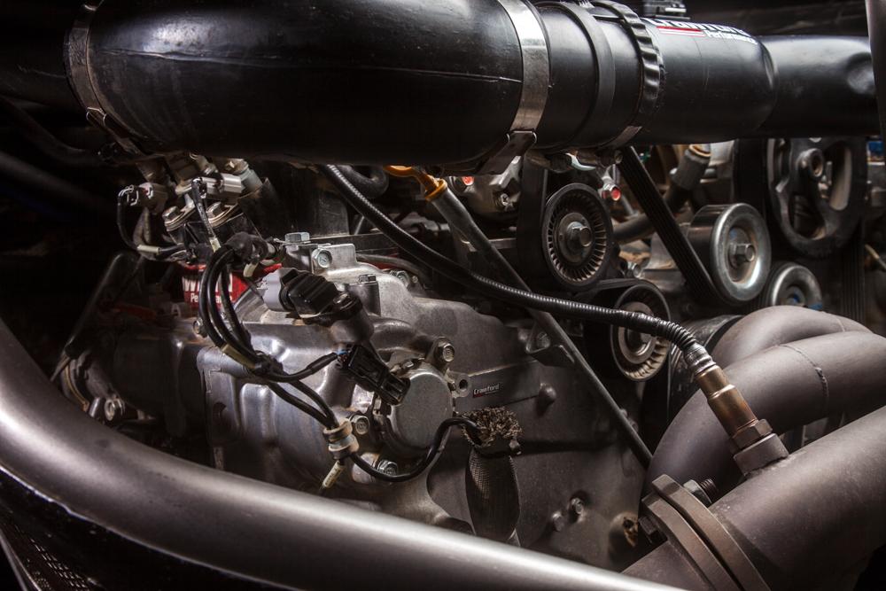 Crawford Performance Subaru Crosstrek Class 5 Open   MadMedia