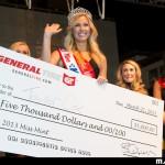 Taylor Cox 2013 Miss Mint 400