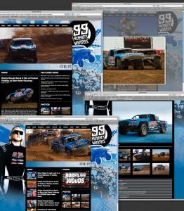 Robby Woods Website Mad Media